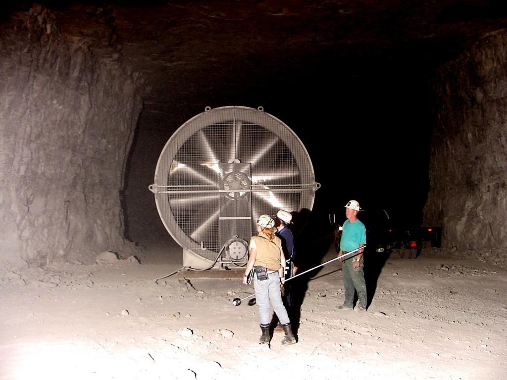 Fan Model:Fan,366-122-318-HVLP, 100hp, 12ft Diameter